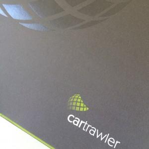 CarTrawler Pocket Folder