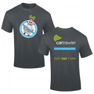 CarTrawler T-shirts Design/Print